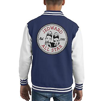 Conversar Varsity Jacket de todo Jedward Remus