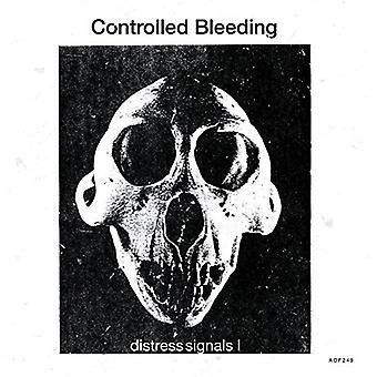 Sangrado controlado - señales de socorro [vinilo] USA importar