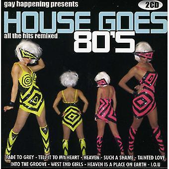 Gay sker - Gay sker præsenterer hus går 80's [CD] USA importerer