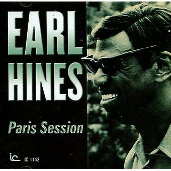 Earl Hines - Paris Session [CD] USA import