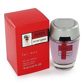 Hugo energi af Hugo Boss 125 ml Eau De Toilette EDT Spray