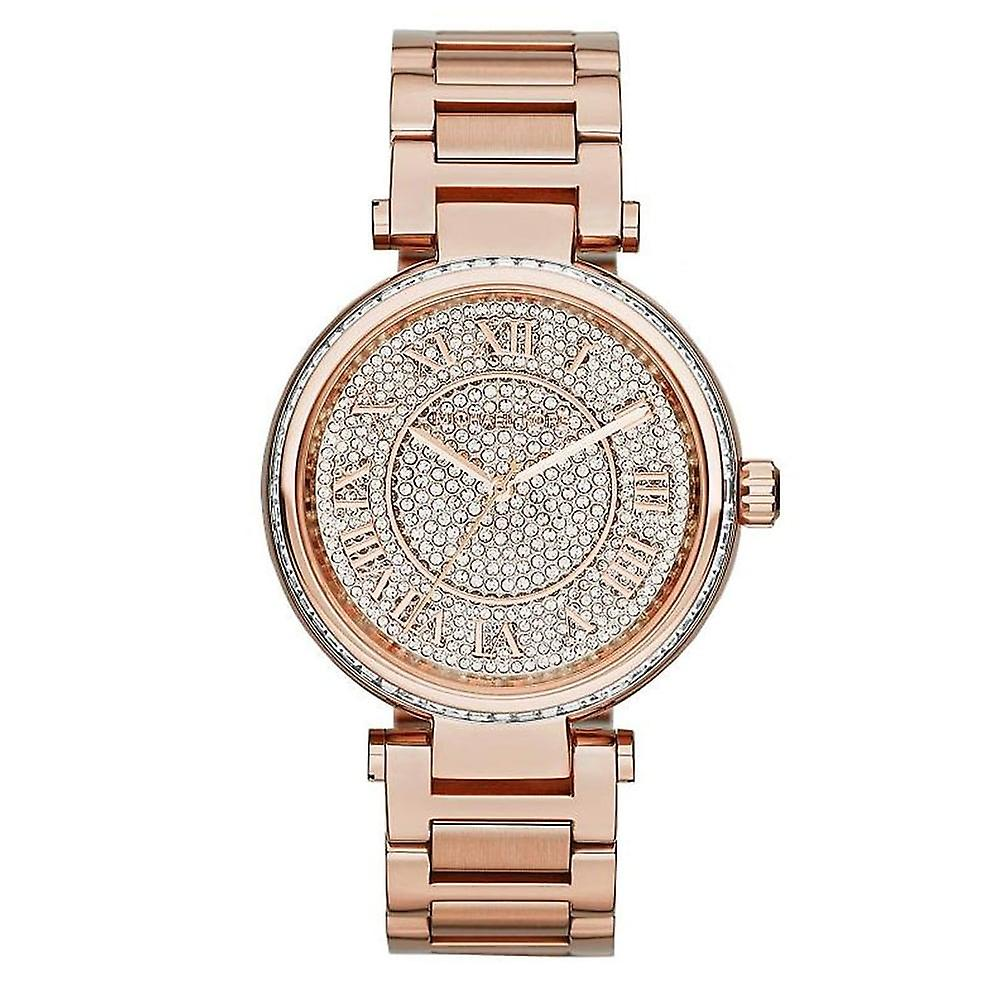 Michael Kors Watches Mk5868 Skylar Rose Gold Tone Ladies Watch
