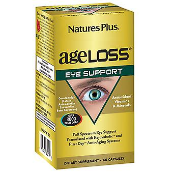 Natures Plus AgeLoss Eye Support 60 vcaps