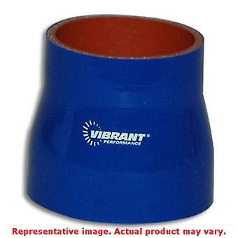 Vibrant Silicone - Reducer Couplings 2768B Blue 2.25