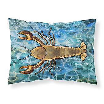 Carolines Treasures  BB5351PILLOWCASE Lobster Fabric Standard Pillowcase