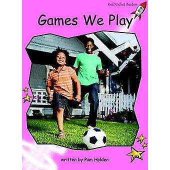 Games We Play by Pam Holden