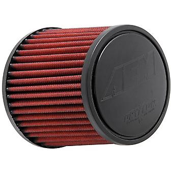 AEM 21-2011DK Universal DryFlow Clamp-On Air Filter: Round Tapered; 2.5 in (64 mm) Flange ID; 5 in (127 mm) Height; 5.5