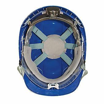 Portwest - サイト安全作業服耐久性バイザー ヘルメット ヘルメット