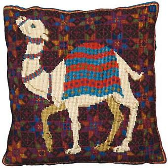 Camel Needlepoint Canvas