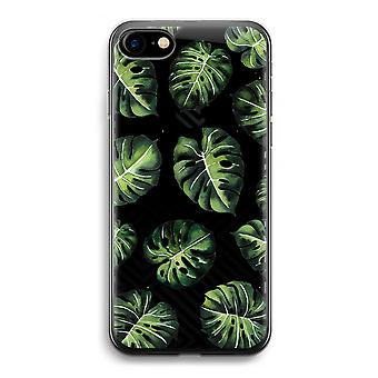 iPhone 7 Transparent Case - Geometric jungle