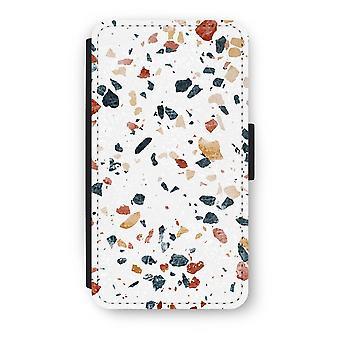 Samsung Galaxy A3 (2017) Flip Case - Terrazzo N ° 4