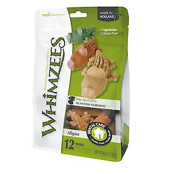 Whimzees Alligator Medium 12 Pack
