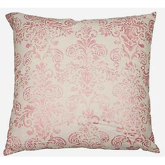 Bigbuy Cushion pink cities collection 60 x 60 cm