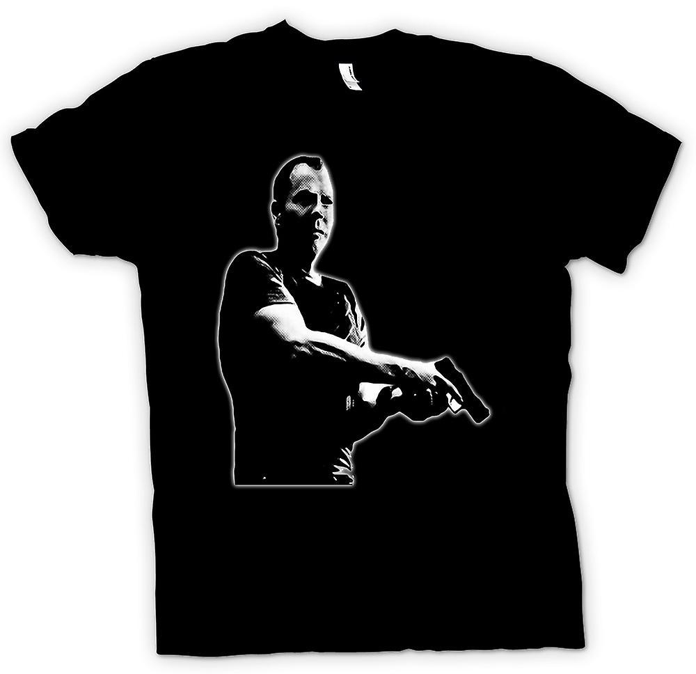 Kvinner t-skjorte - Jack Bauer - Chuck Norris - 24