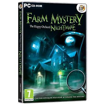 Boerderij mysterie - de nachtmerrie Happy Orchard (PC DVD)