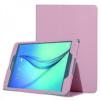 Fall rosa skyddsfodral för Samsung Galaxy tab en 9,7 T555 T555N T551 T550