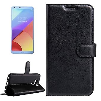 Pocket wallet premium black for LG G6 H870 protection sleeve case cover pouch new