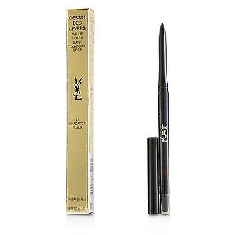 Yves Saint Laurent Dessin Des Levres The Lip Styler - # 24 Gradation Black - 0.35g/0.01oz