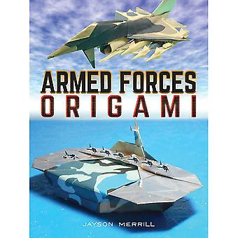 Dover Publications-Armed Forces Origami
