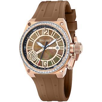 Ballast men's stainless steel watch VALIANT midsize
