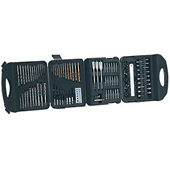 Draper 40471 Expert 122 Piece Drill And Accessory Kit