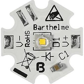 Barthelme HighPower LED White 6 W 540 lm 130 ° 1800 mA