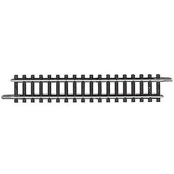 N Minitrix T14905 Straight track 76.3 mm