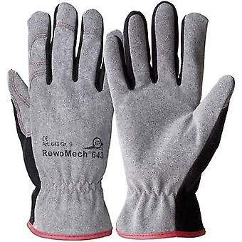 KCL RewoMech 643 Faux leather Protective glove Size (gloves): 9, L CAT II 1 pair