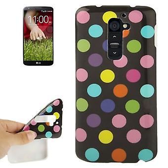 TPU case cover voor LG Optimus G2 / D801