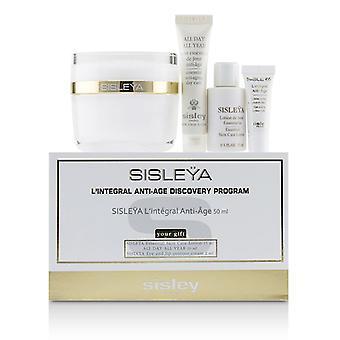 Sisley-Sisleya-L'Integral-Anti-Aging-Discovery-Programm: Sisleya Gesicht 50 ml Sisleya Lotion 15 ml Sisleya Eye 2 ml ganztägig ganzjährig 10 ml - 4pcs