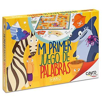 Cayro game Junior Formapalabras (babies and children, toys, board games)