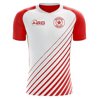 2018-2019 Red Star Belgrade Home Concept Football Shirt (Kids)