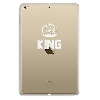 iPad Mini 4 Transparent Case (Soft) - King black