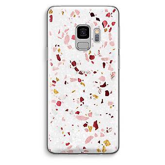 Samsung Galaxy S9 Transparent Case (Soft) - Terrazzo N°9