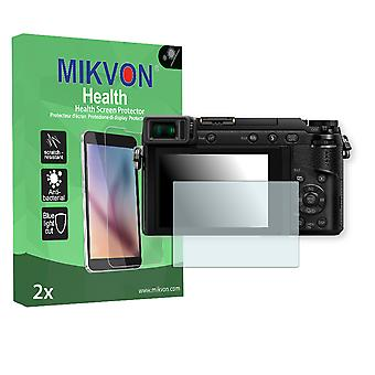 Panasonic Lumix DMC-G80 Screen Protector - Mikvon Health (Retail Package with accessories)