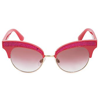 Dolce & Gabbana Cat Eye Sunglasses DG6109 30978D 50