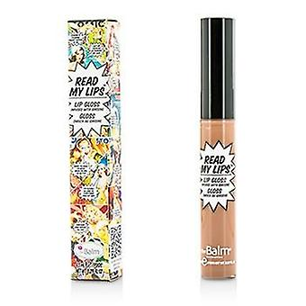 Thebalm Read My Lips (lip Gloss Infused With Ginseng) - #snap! - 6.5ml/0.219oz