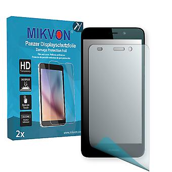 Huawei Honor 5C Screen Protector - Mikvon Armor Screen Protector (Retail Package with accessories)