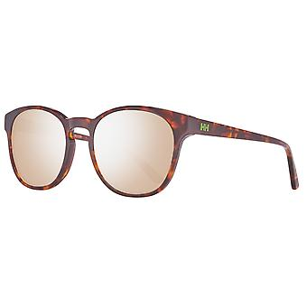 Helly Hansen unisex Sunglasses brown harness-style