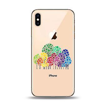 Happy Trees Phone case - iPhone XS MAX