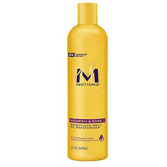 Motions Weightless Daily Oil Moisturizer 355ml