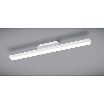 Trio Lighting Agano Modern White Matt Aluminium Ceiling Lamp