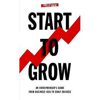 Börja växa - en företagarens Guide från affärsidé till tidig Su