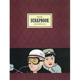 Scrapbook by Adrian Tomine - 9781896597775 Book