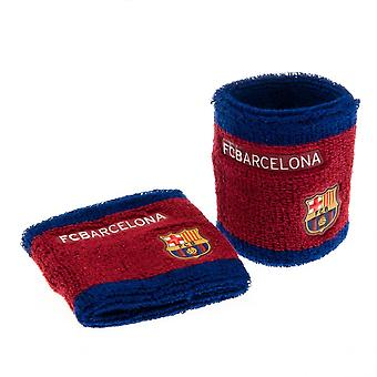 FC Barcelona Official Wristbands (Set Of 2)