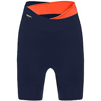 Nautiske Santini Orange 365 Shorts Sfida Women 's sykling