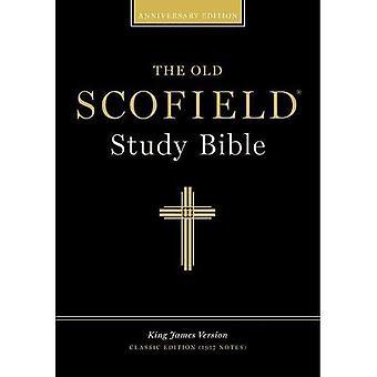 Stary Scofield studium Biblii KJV-Classic