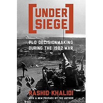 Sotto assedio: PLO Decisionmaking durante la guerra del 1982