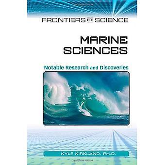 Scienze Marine: Notevole la ricerca e scoperte (frontiere della scienza)