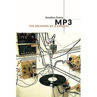 MP3: Merkitys muodossa